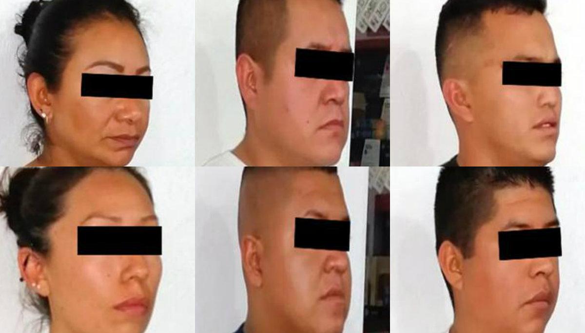 Detienen a seis policías de Ecatepec por secuestro exprés y extorsión contra comerciantes