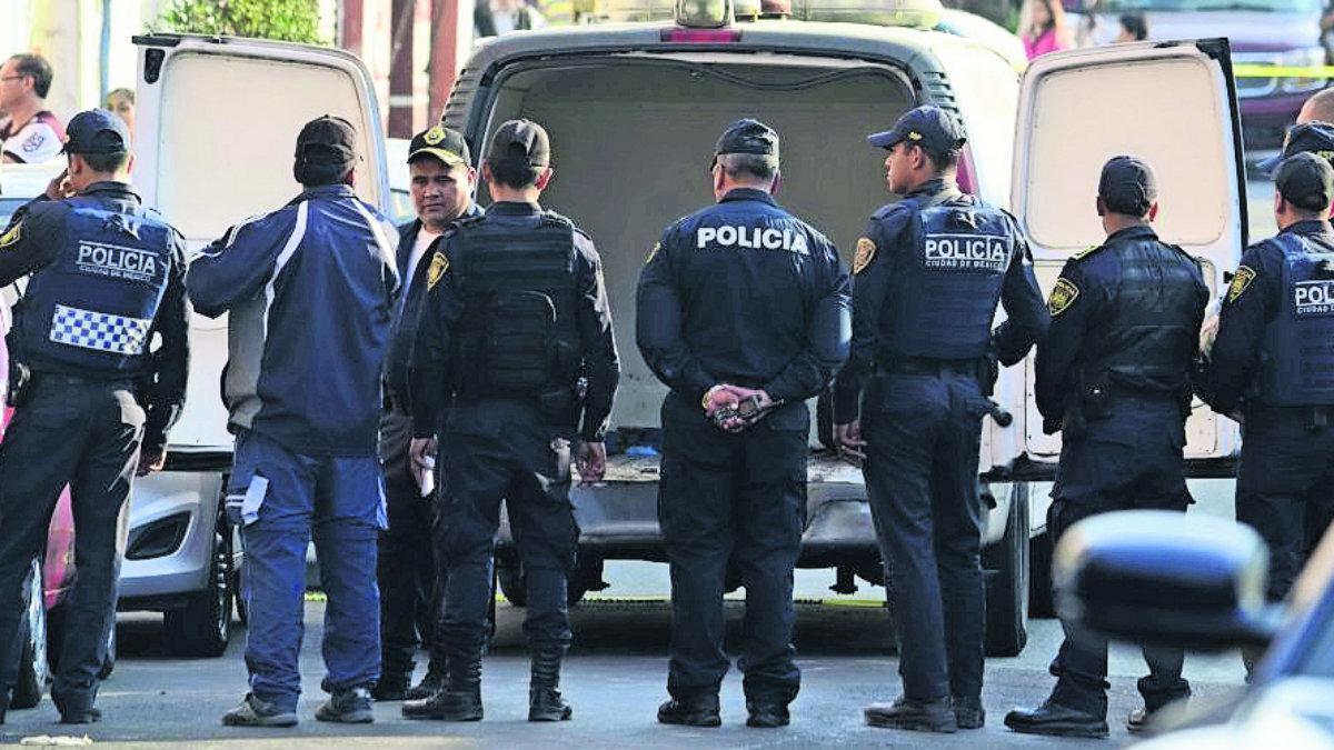 policías operativo detenidos suspendidos alcoholizados