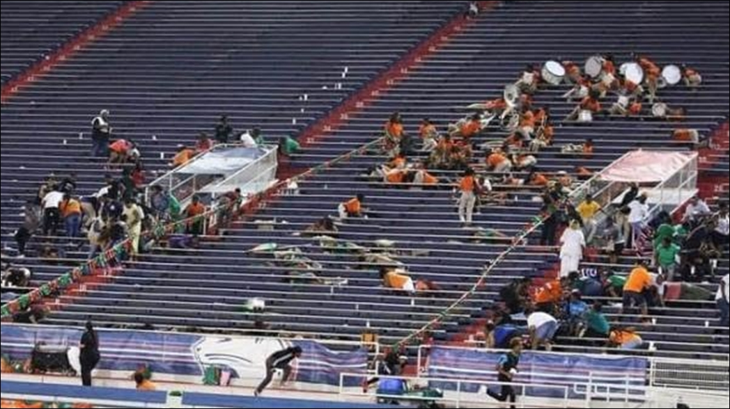 Tiroteo en partido de futbol americano deja 10 heridos en Alabama