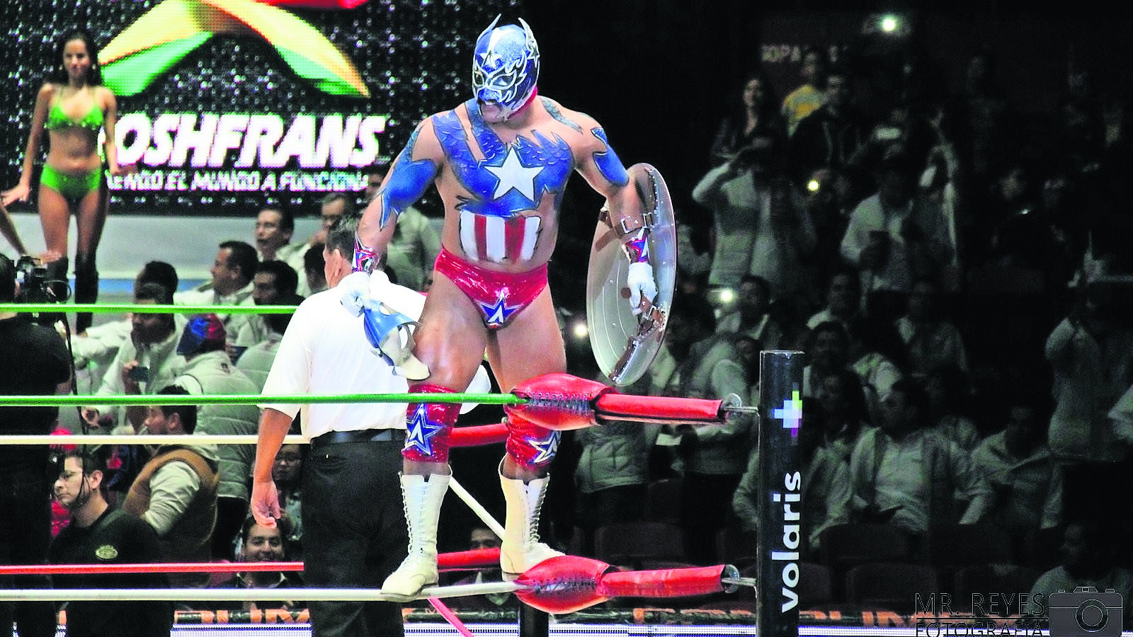 astral lucha libre amd