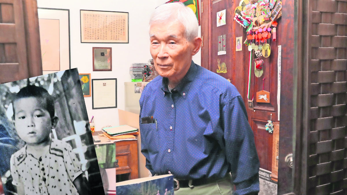 japonés sobreviviente ataque bomba atómica nagasaki japón refugio México