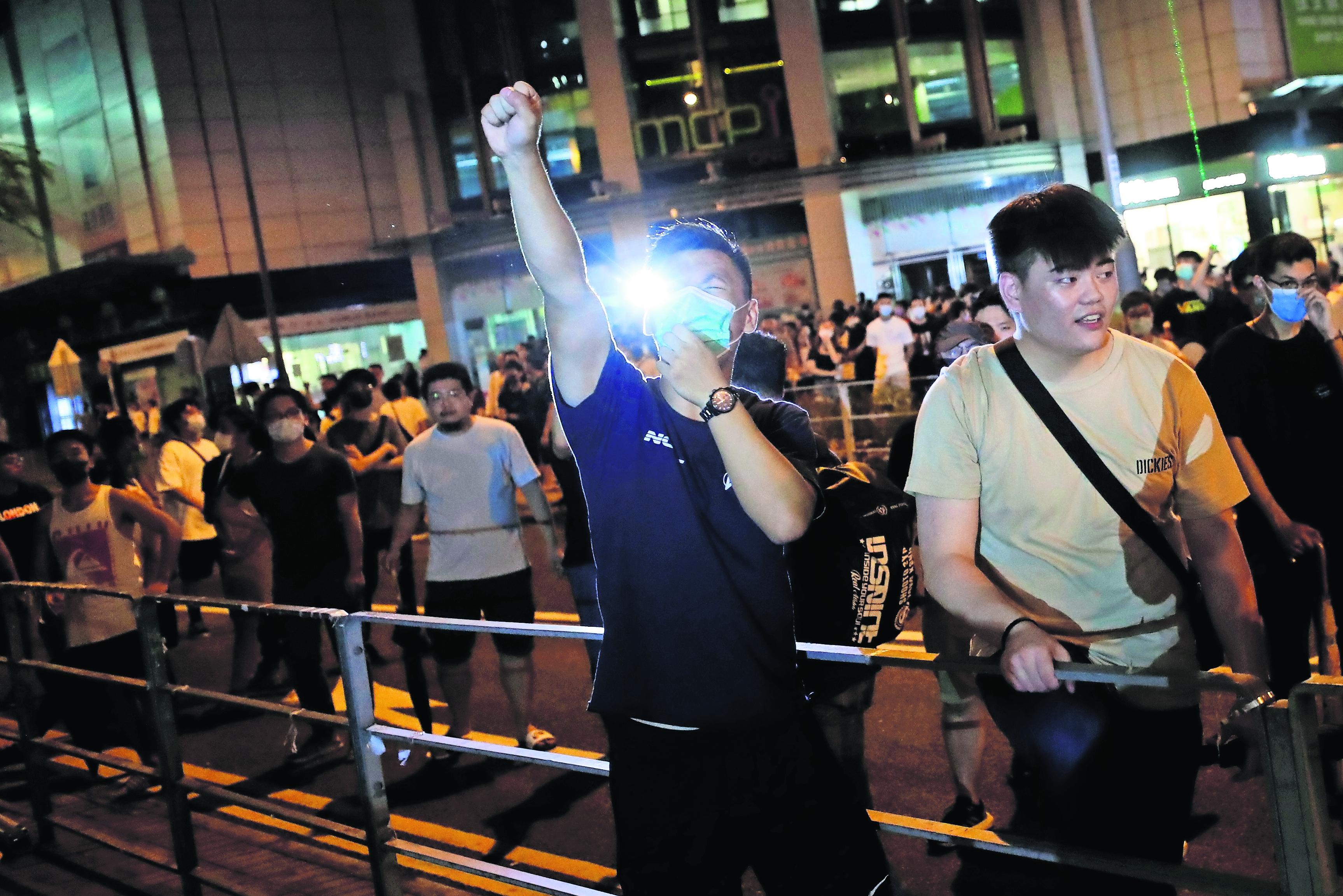 ley de extradiciones China tras protestas sufragio universal