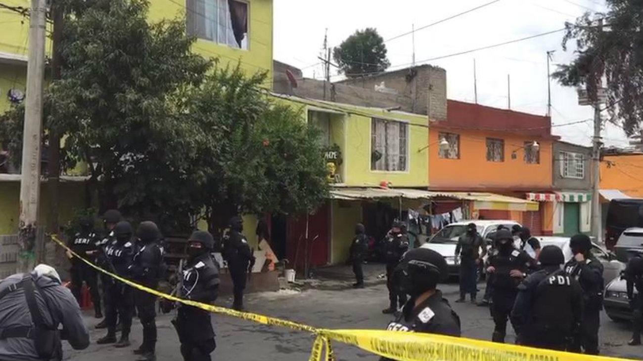 catean vivienda video disparos alvaro obregon cdmx