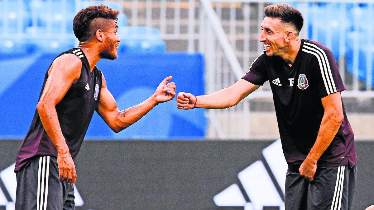 héctor herrera revela razones estuvo a punto de renunciar selección mexicana tri México