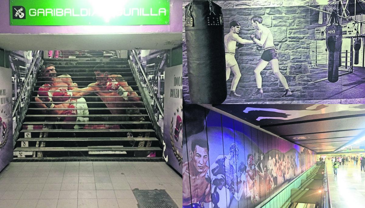 El triunfo de Márquez sobre Manny Pacquiao y otras hazañas del boxeo en Metro Garibaldi