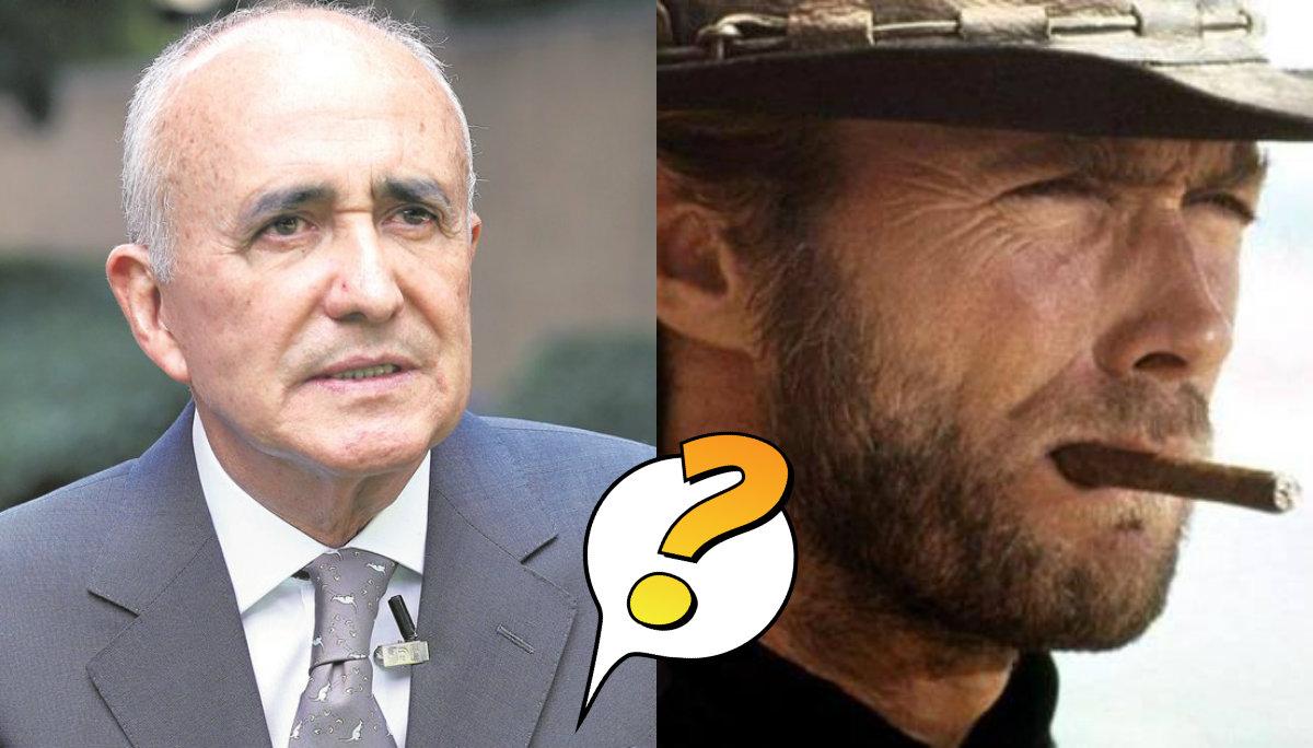 Pedro Ferriz mata a Clint Eastwood e internautas no se la perdonan