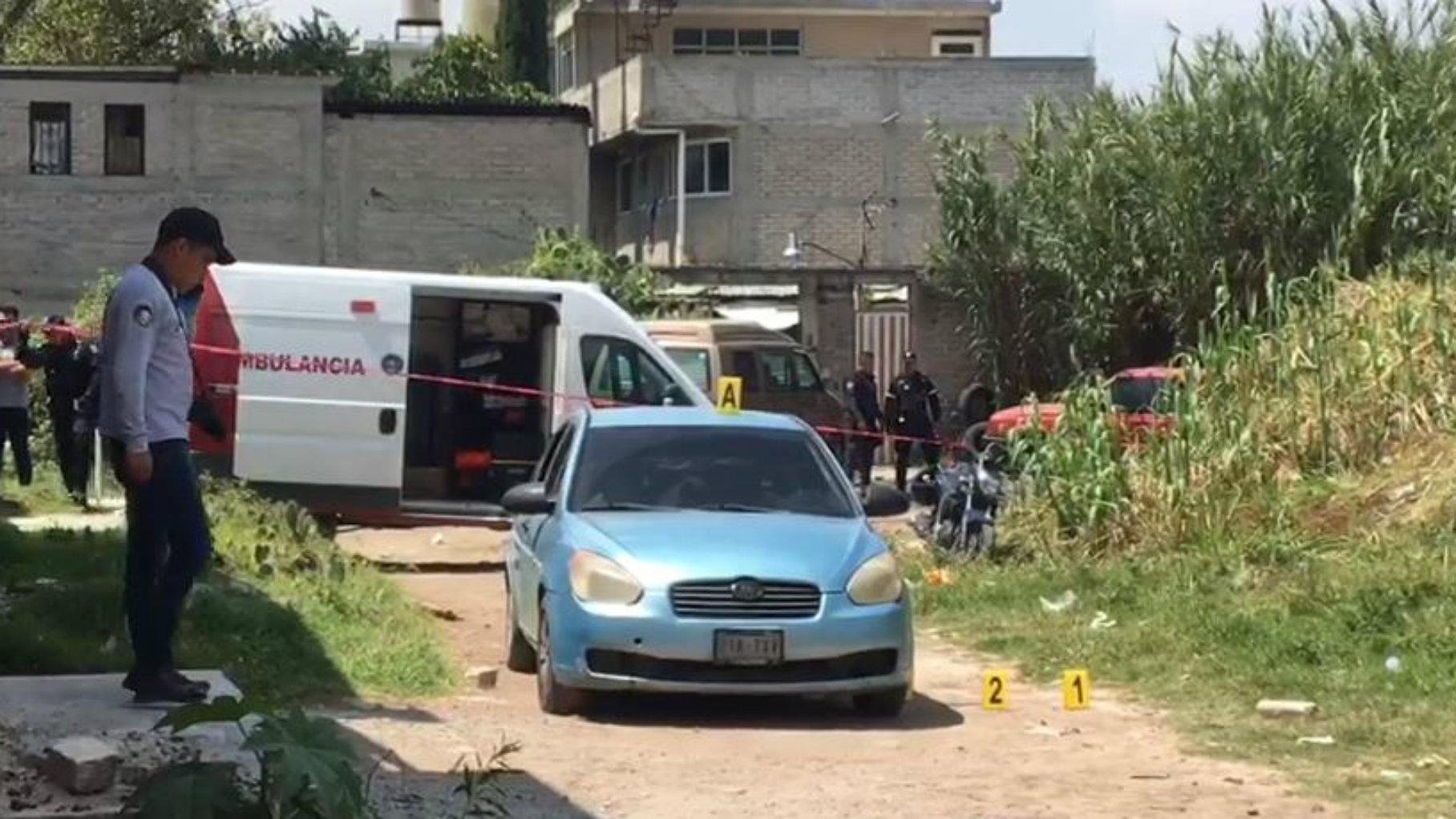 triple homicidio la paz estado de mexico crimen en edomex
