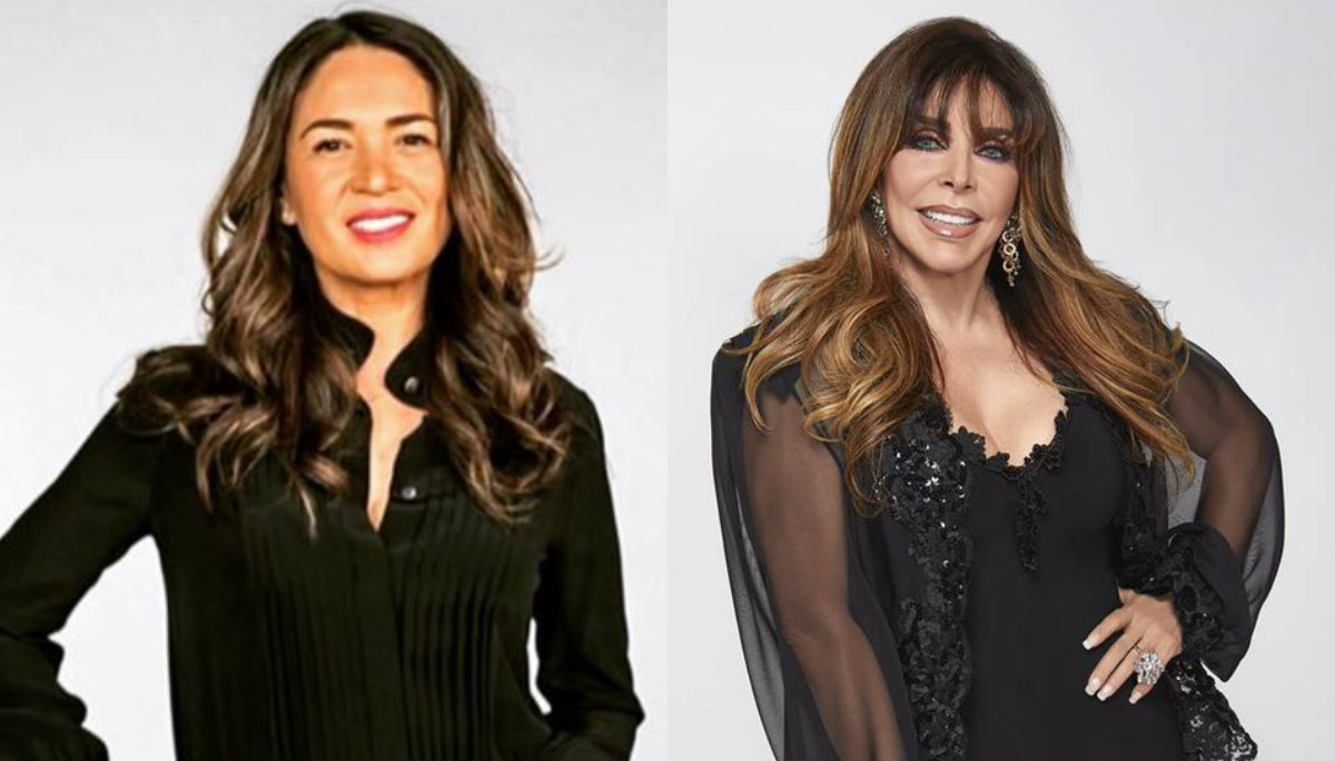 Yolanda Andrade le manda contundente mensaje a Verónica Castro tras desmentir boda
