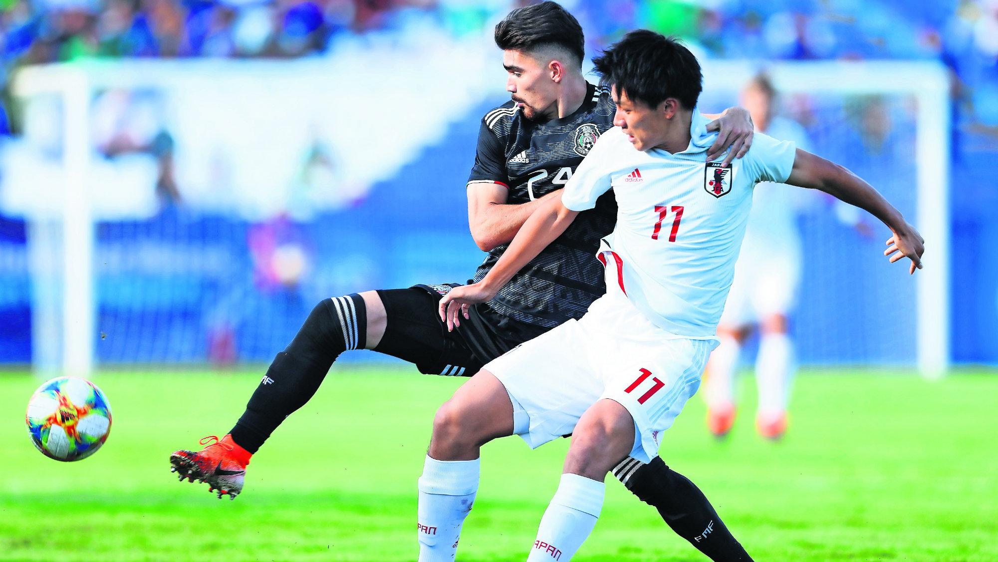 Selección Nacional Sub-22 sigue sin levantarse y empata contra Japón