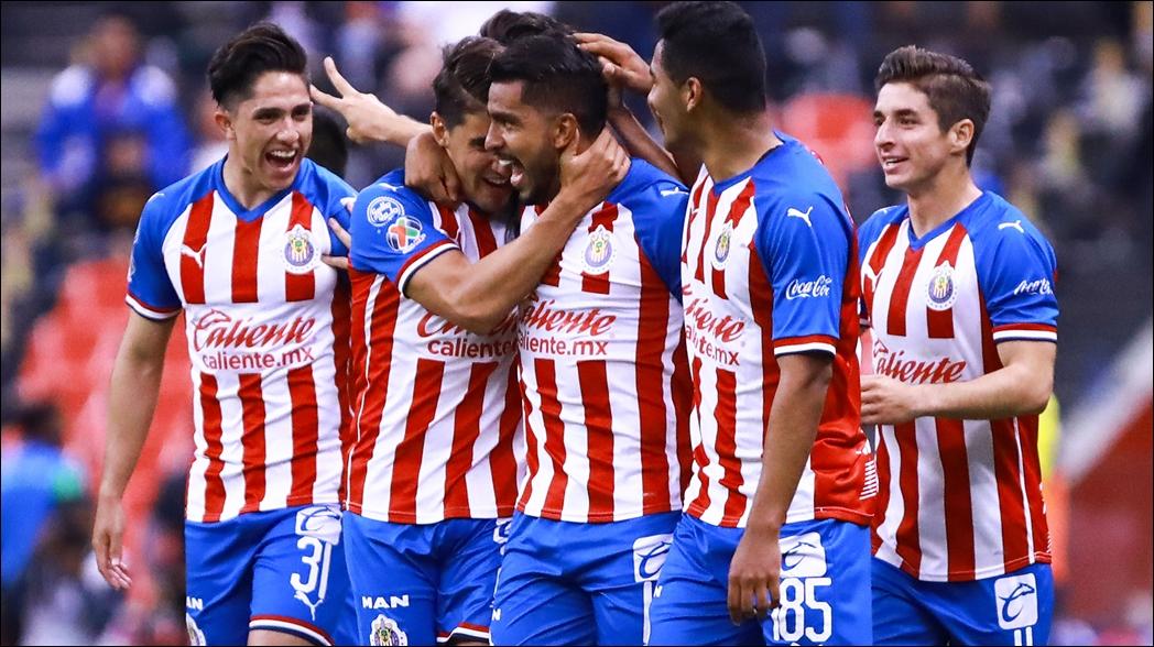 Chivas tiene a cuatro jugadores en duda para el partido ante Atlas
