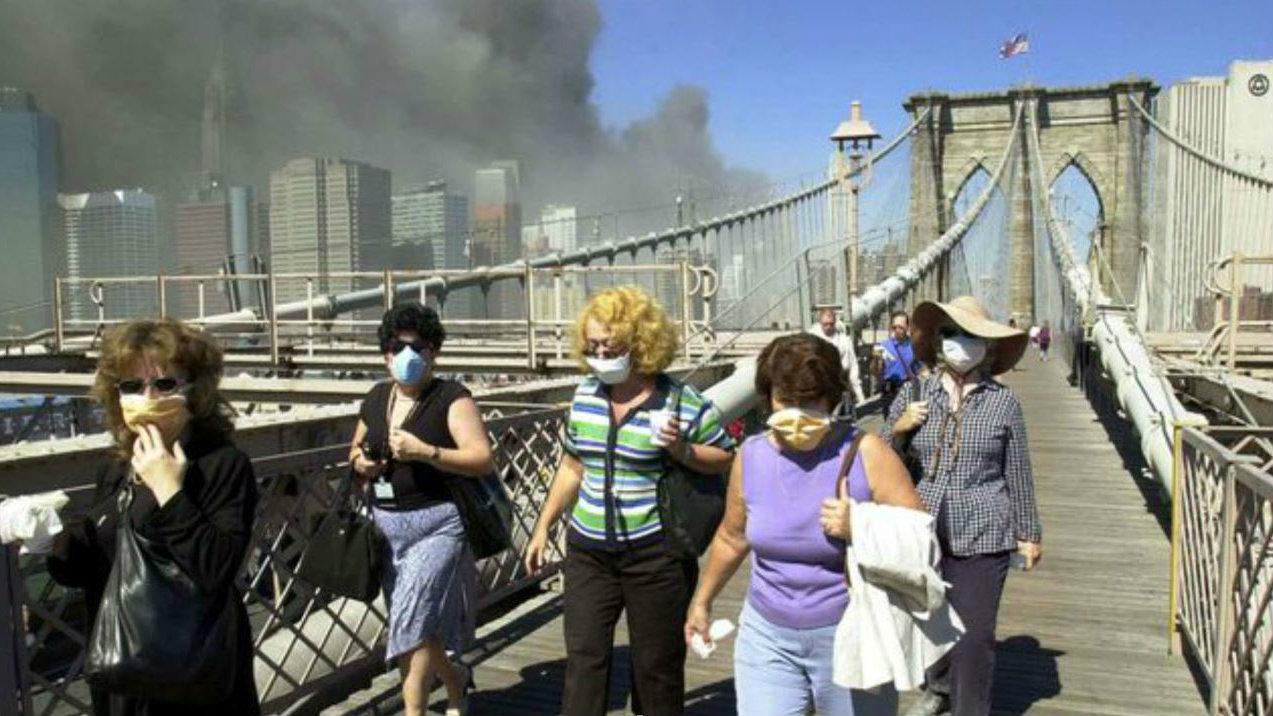atentado torres gemelas world trade center estados unidos terrorista enfermos