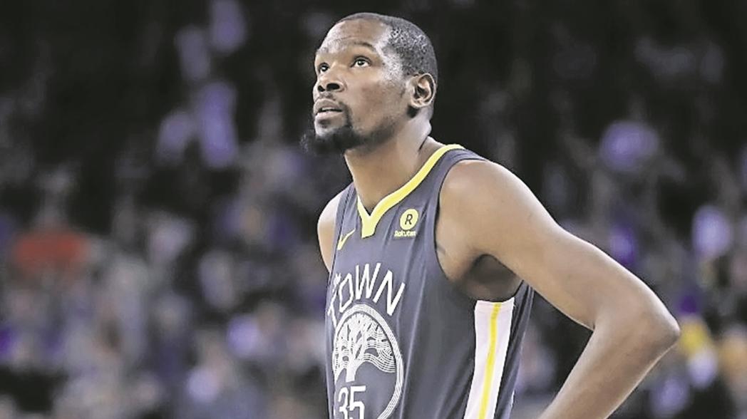 Jamás volveré a jugar en Oklahoma: Kevin Durant