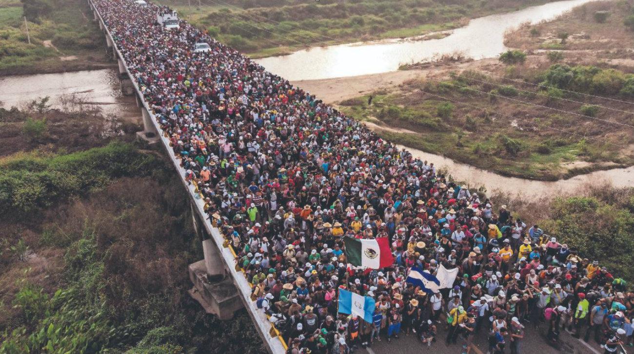 marcelo ebrard canciller relaciones exteriores estados unidos control migratorio