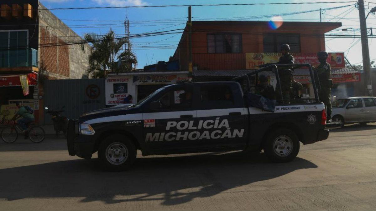 fiestas patrias Michoacán Buenavista