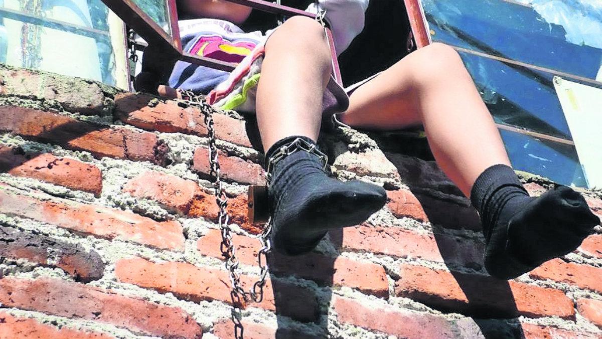 abuso infantil maltrato infantil Edomex estancia niños