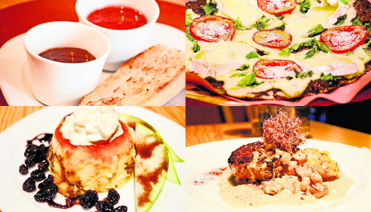 La Banquetera comida platillos El Gráfico
