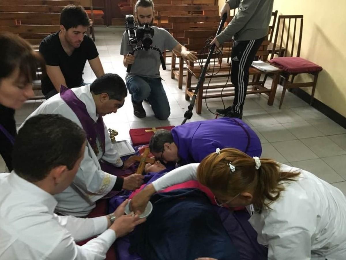 escuela exorcismo argentina