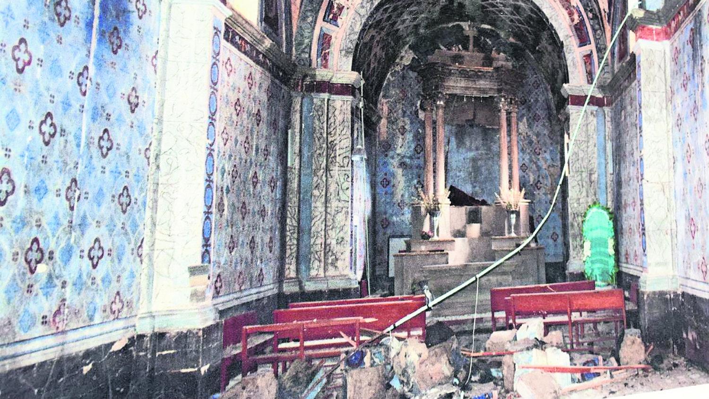 iglesias en edomex son rehabilitadas sismo 19s
