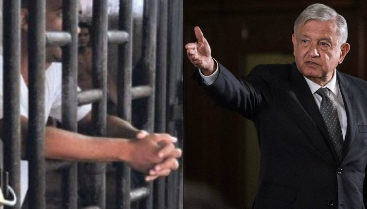 amlo presenta iniciativa ley de amnistía perdón preoso injustamente cárcel presidente méxico