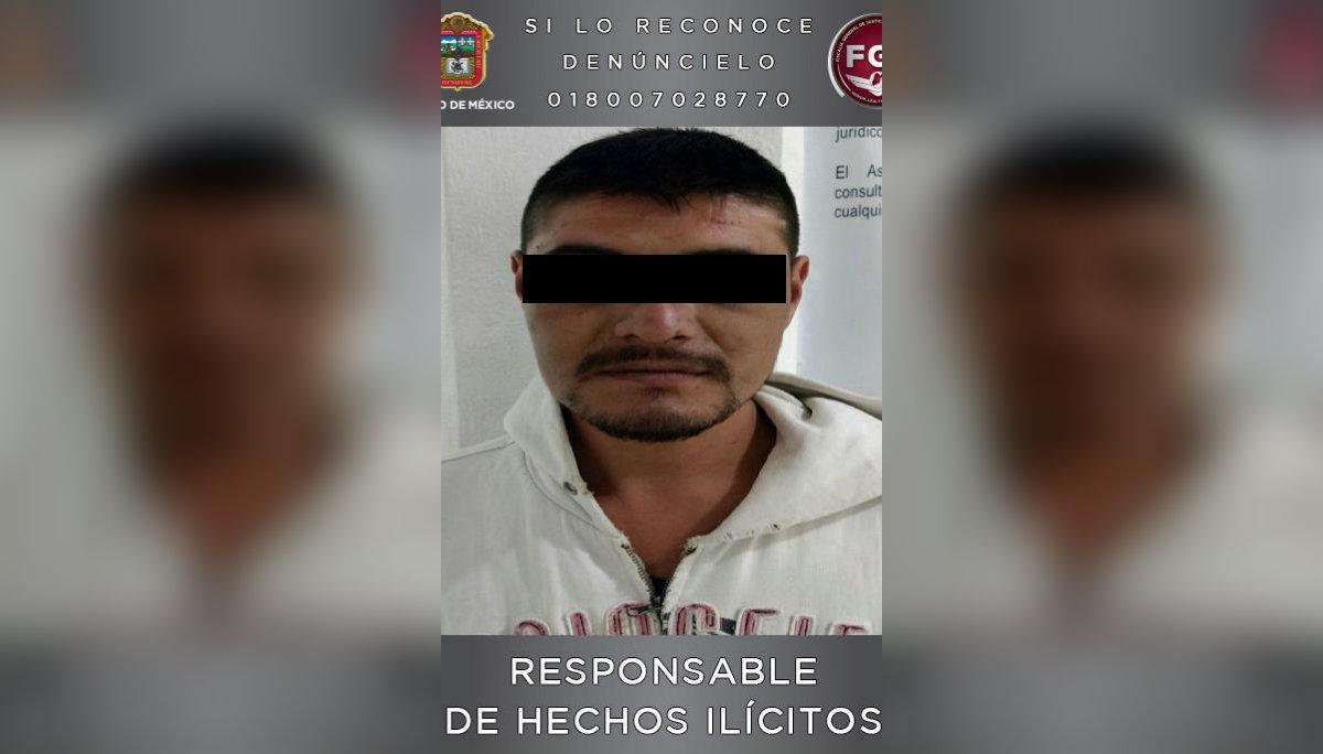 condenan prisión culpable hombre violó asesinó menor de edad otumba edomex