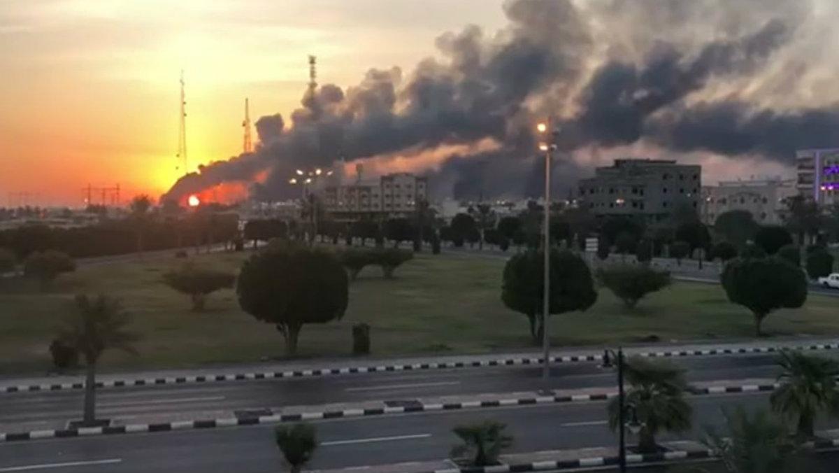 Arabia Saudita drones explosivos