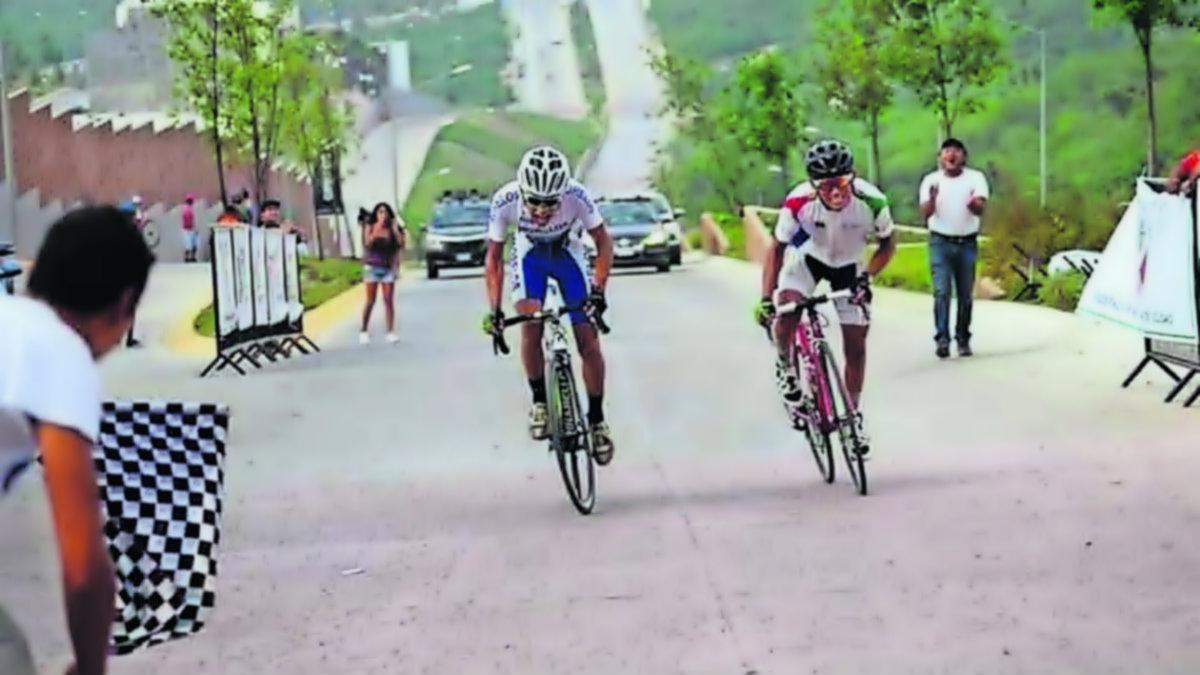 ciclista morelense Gran Prix Jm Bermon Rodez