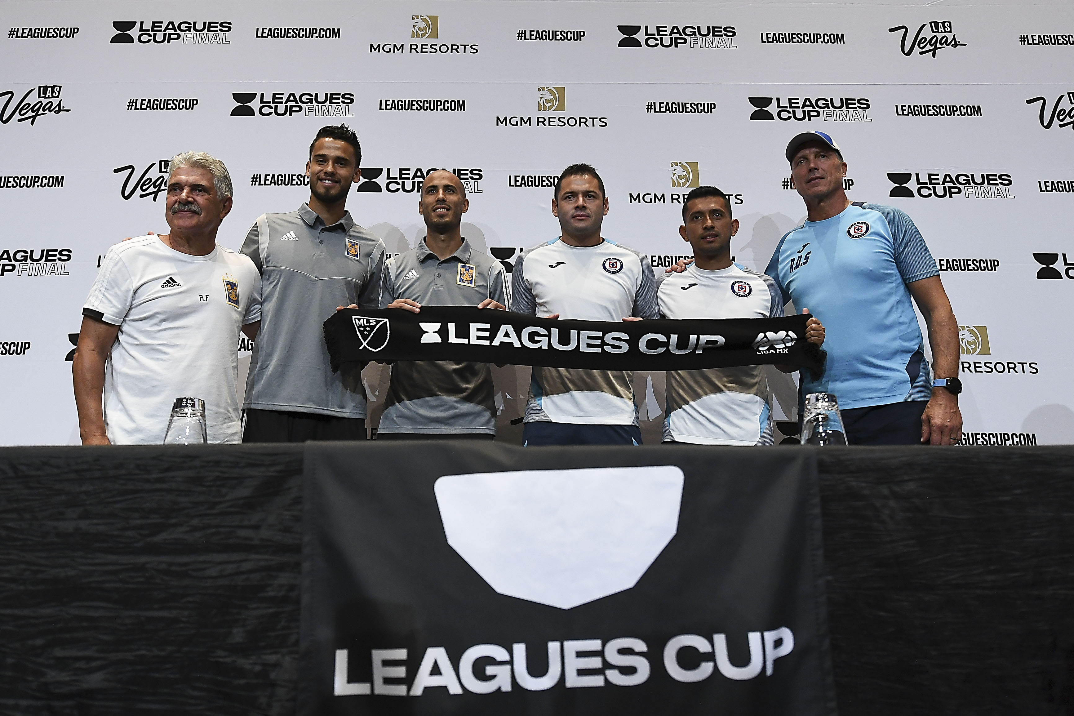 Perder la Leagues Cup sería un fracaso en la temporada de Cruz Azul