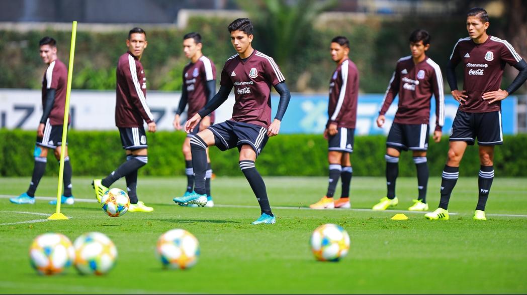 Jóvenes se preparan para la Liga de Naciones de la Concacaf