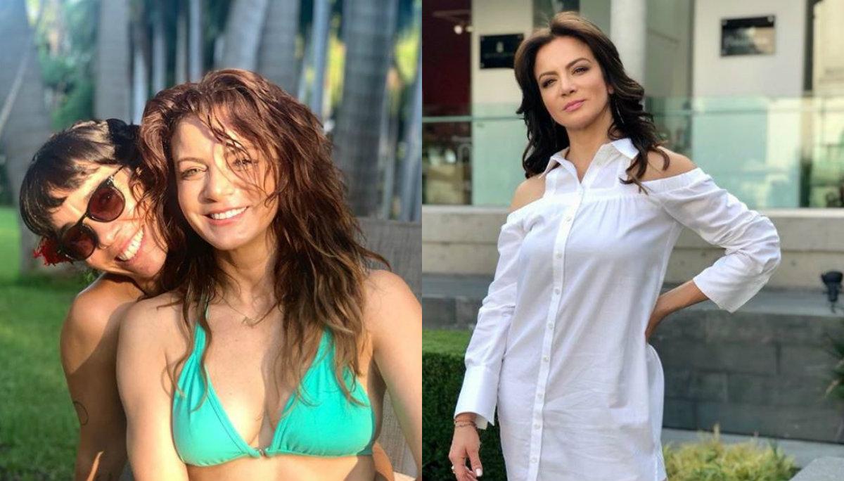 silvia navarro revela enamorada de una mujer foto instagram