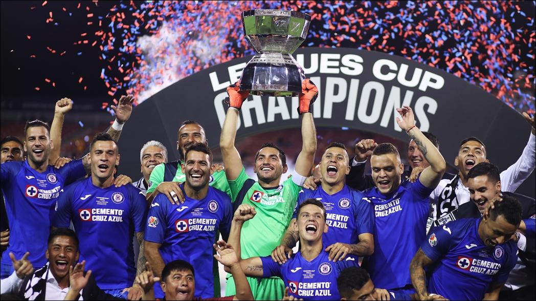 Cruz Azul gana la Leagues Cup