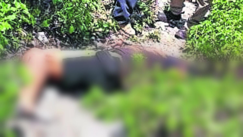 encuentran cadáver tiro de gracia en Morelos