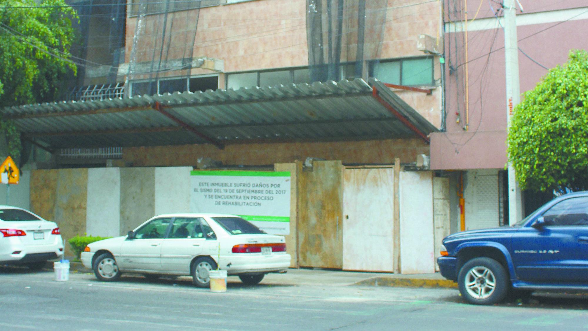 19-S obras reconstrucción CDMX zonas fifí