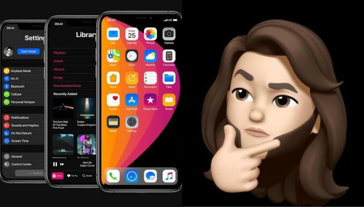 ios 13 iphone apple actualización sistema operativo novedades como instalarlo modelos compatibles