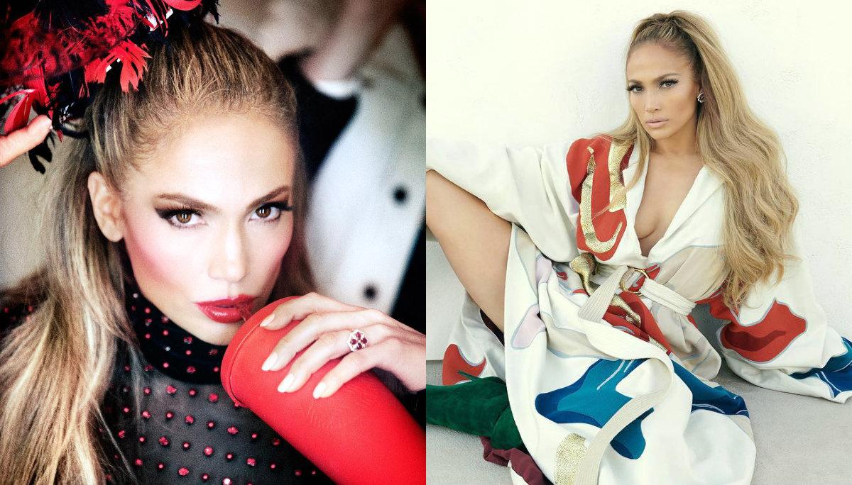 Jennifer Lopez escote