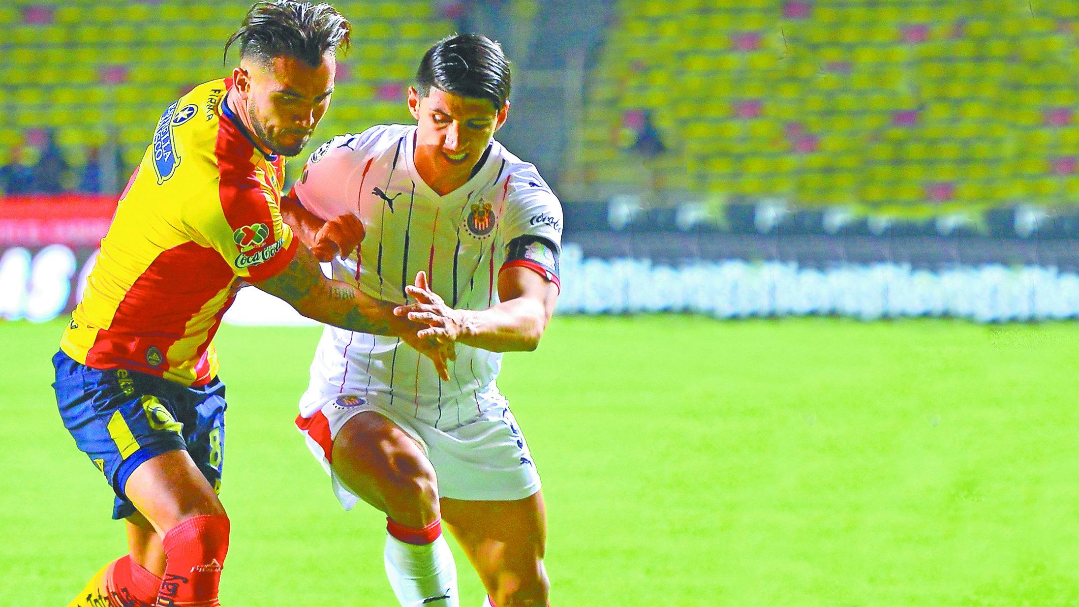 Raúl Gudiño Chivas vs Monarcas