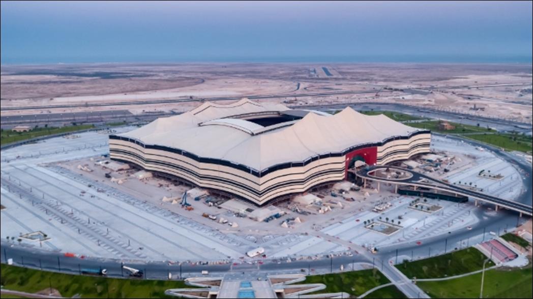 Al Bayt, el estadio con suites para la Copa del Mundo 2022