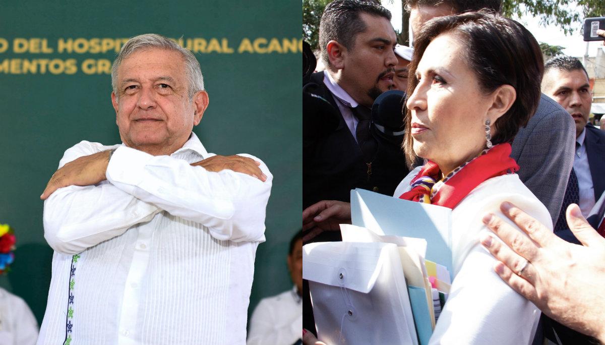 AMLO juicio Rosario Robles venganza