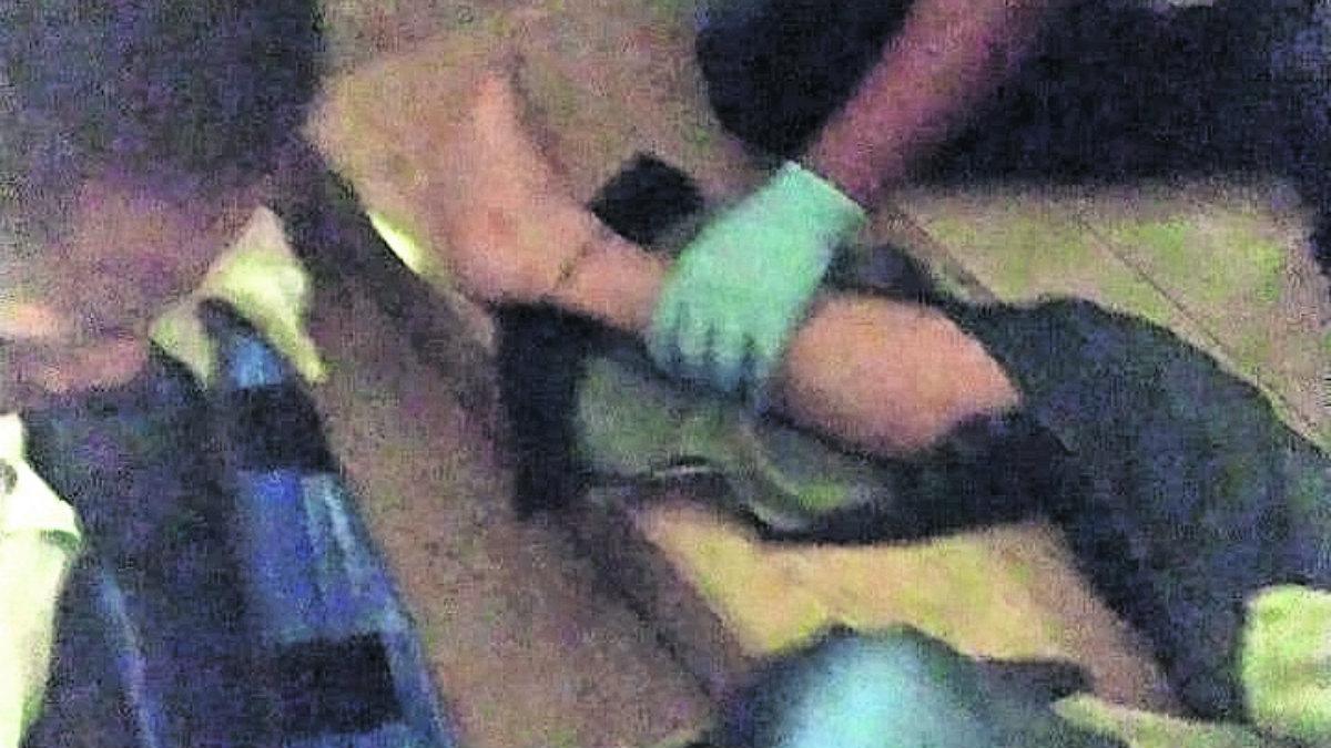 corretiza persiguen chavo joven balacera ingle fracturas la libra hospitalizado cuernavaca morelos