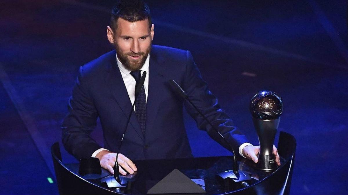 lionel messi gana premio the best fifa 2019 mejor jugador lista de ganadores categorías cristiano ronaldo