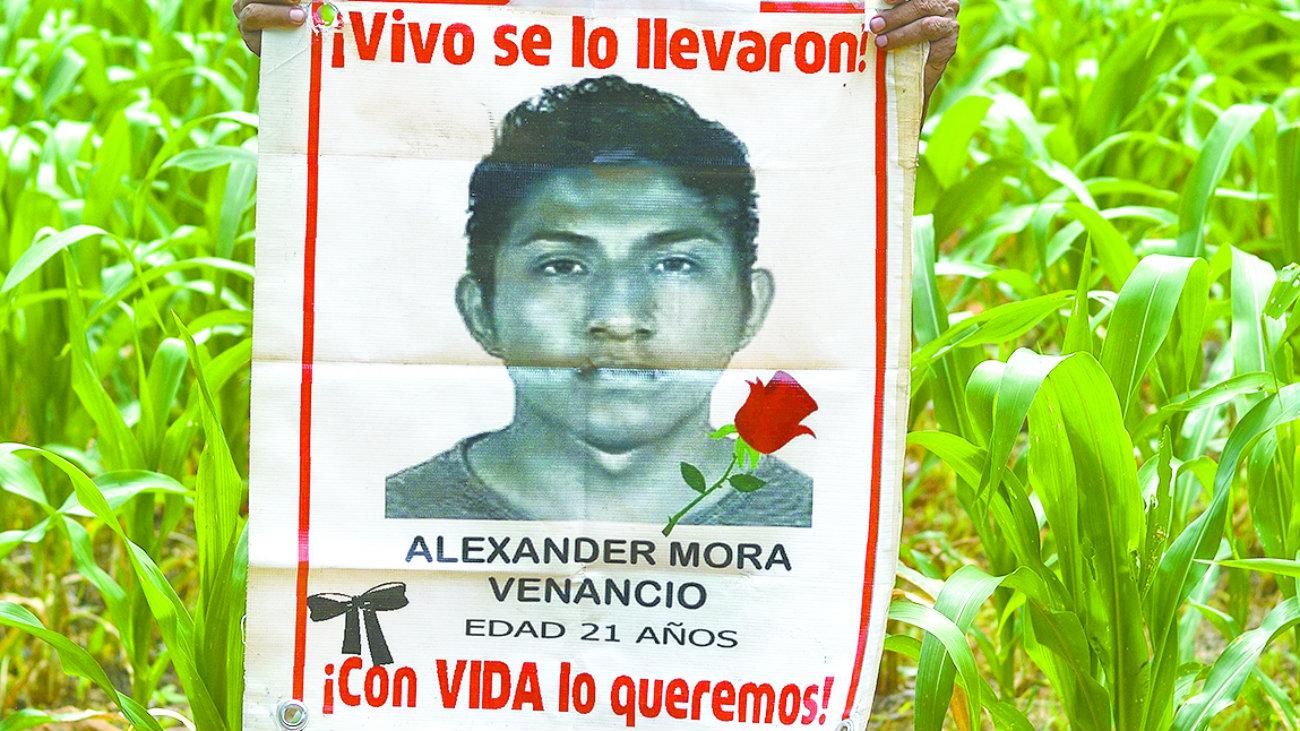 estudiante desaparecido ayotzinapa guerrero investigaciones identificados