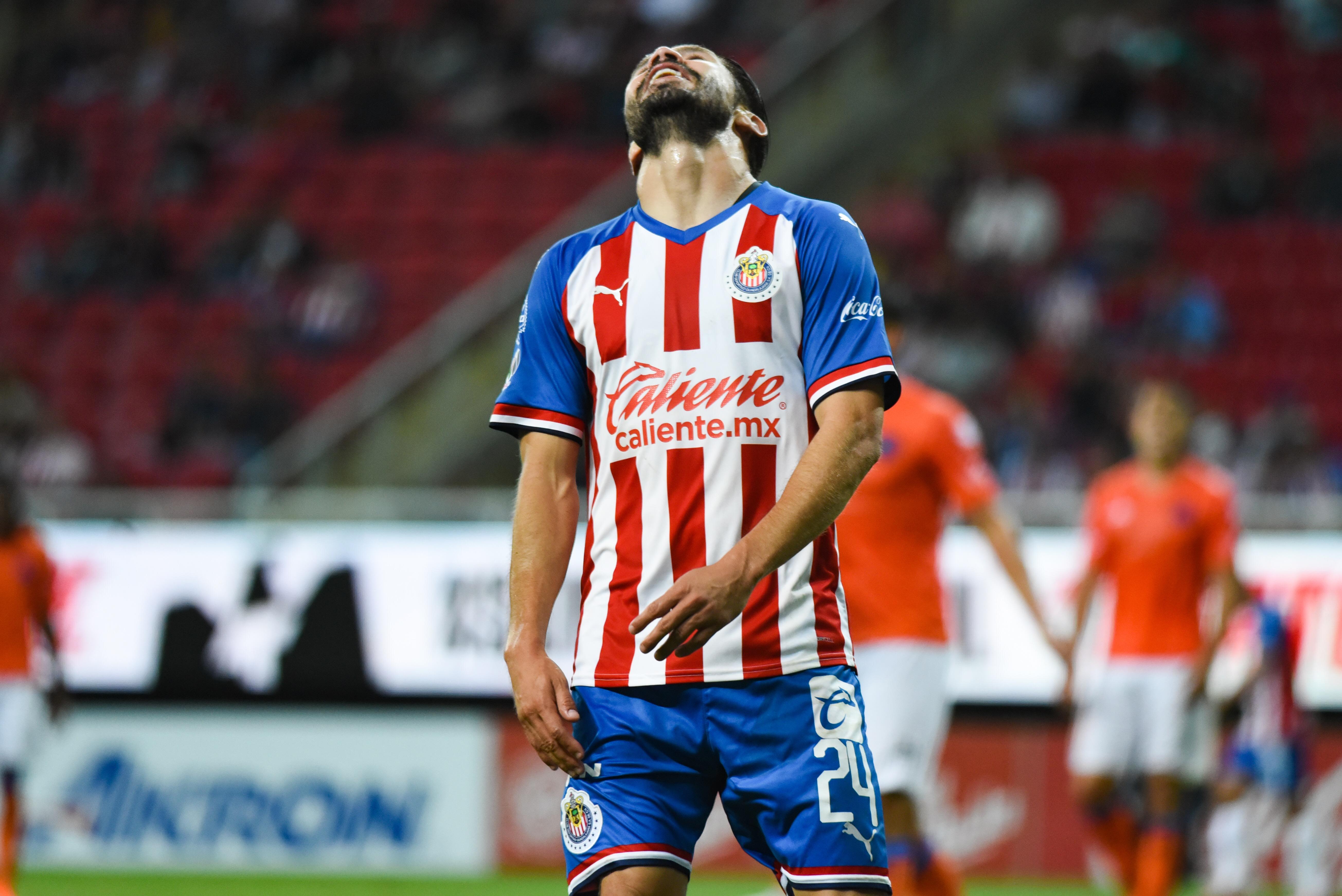 Oribe Peralta enfrenta la peor sequía goleadora en su carrera