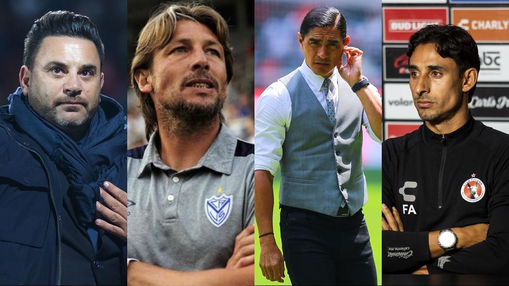 ¿Quiénes son los candidatos para dirigir a Chivas?