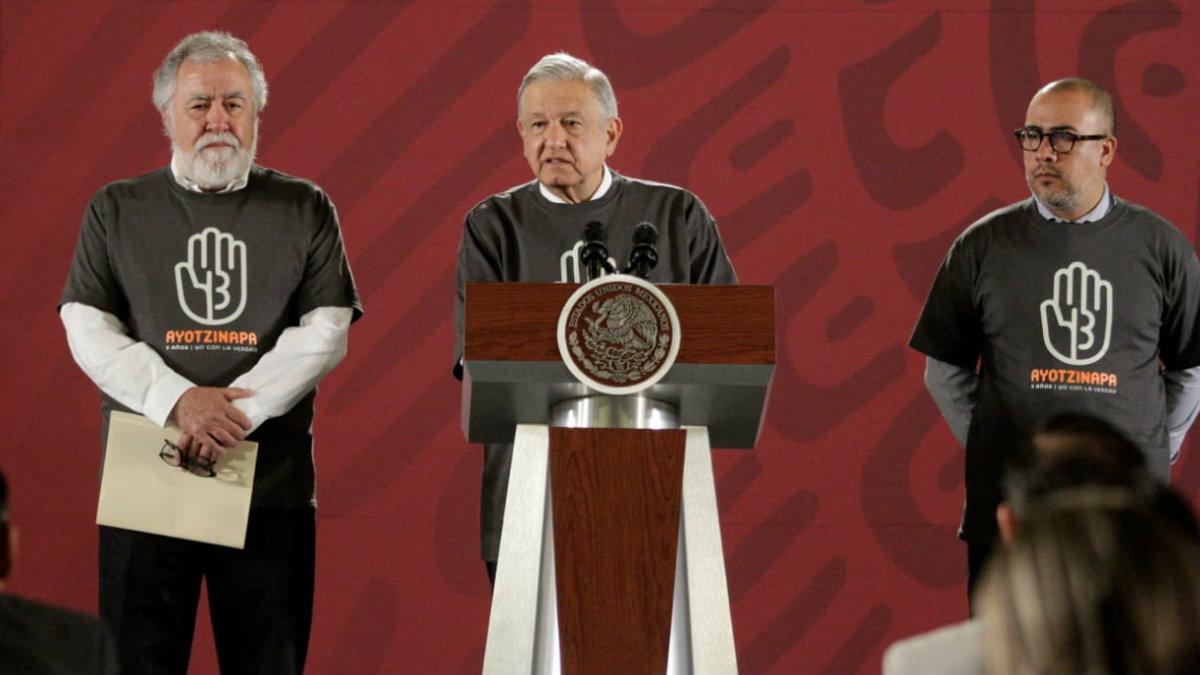 alejandro encinas andres manuel lopez obrador ayotzinapa jesus murillo karam