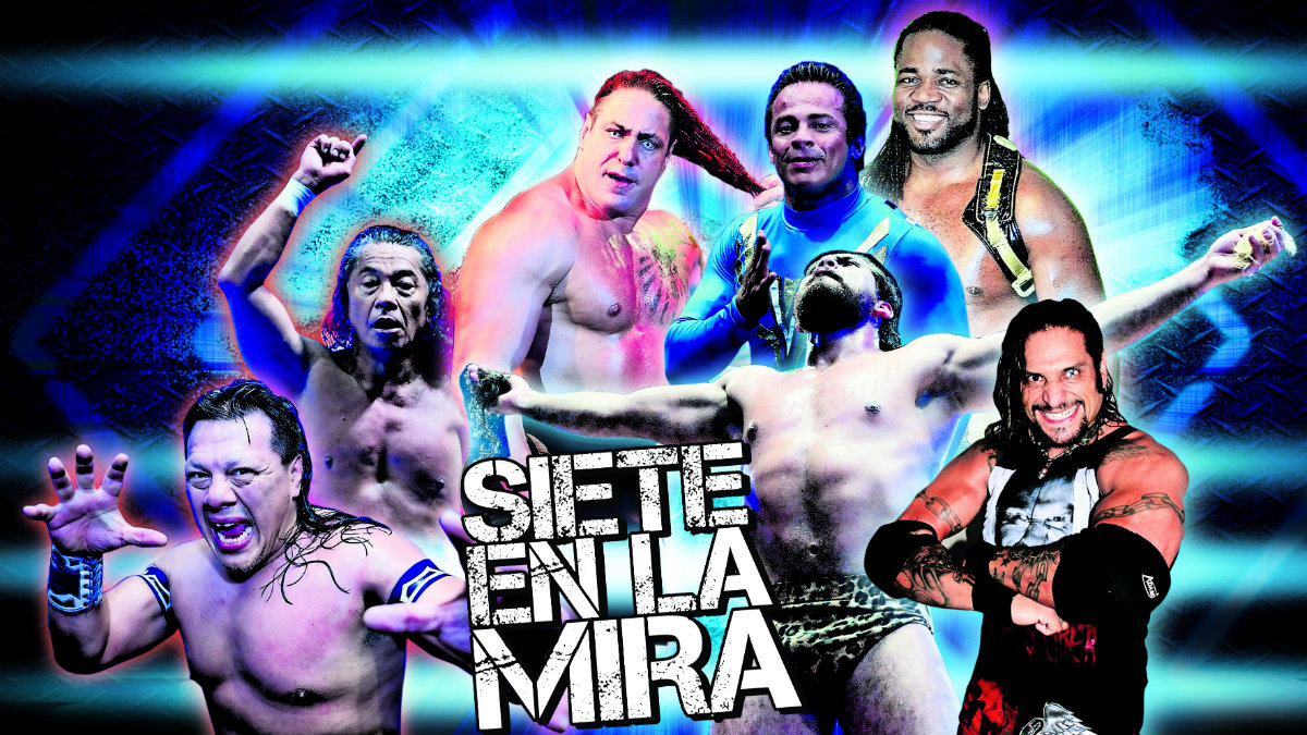 cabellera en juego cavernario último guerrero aniversario CMLL lucha libre