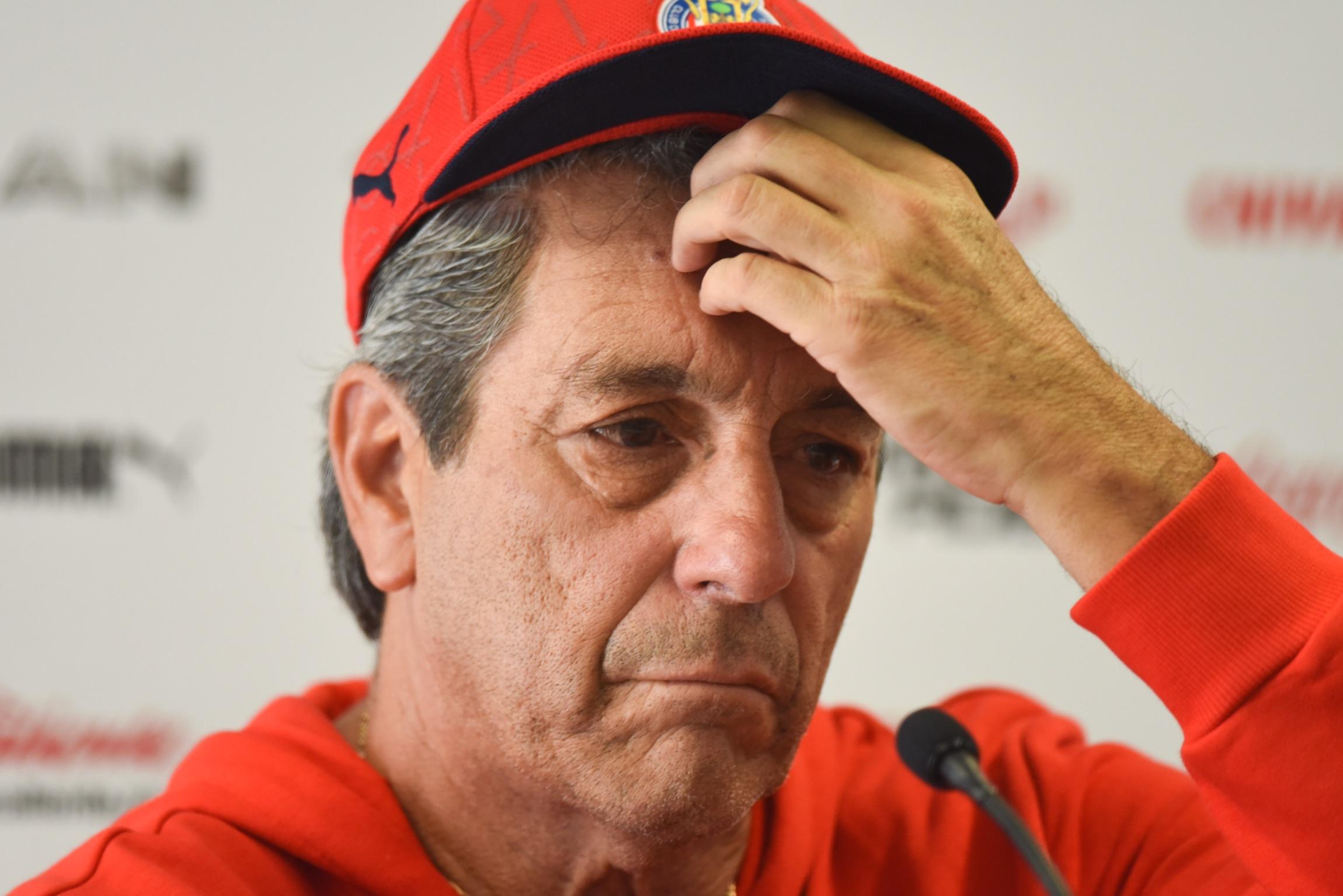 Los pobres números que dejó Tomás Boy en Chivas