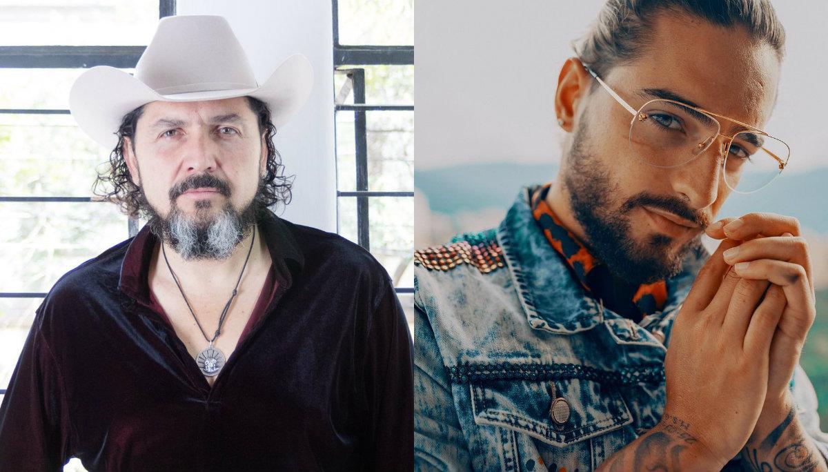 Reyli Barba agradece reggaeton San Maluma