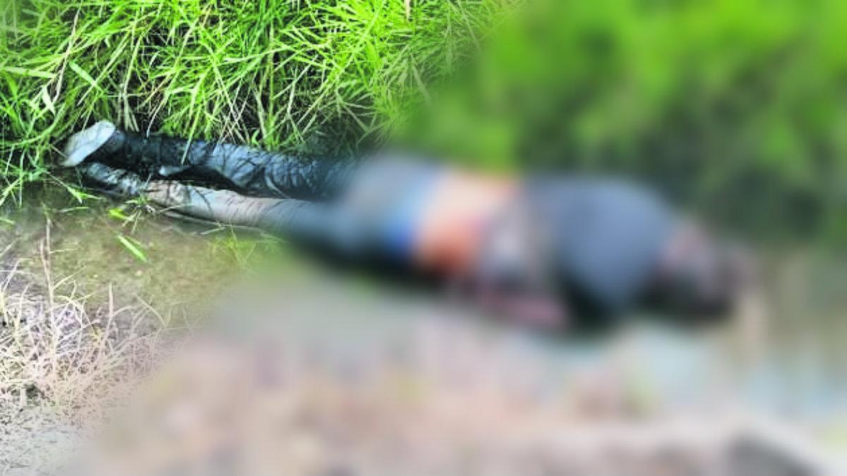Habitantes Zacatepec cadáver hombre canal