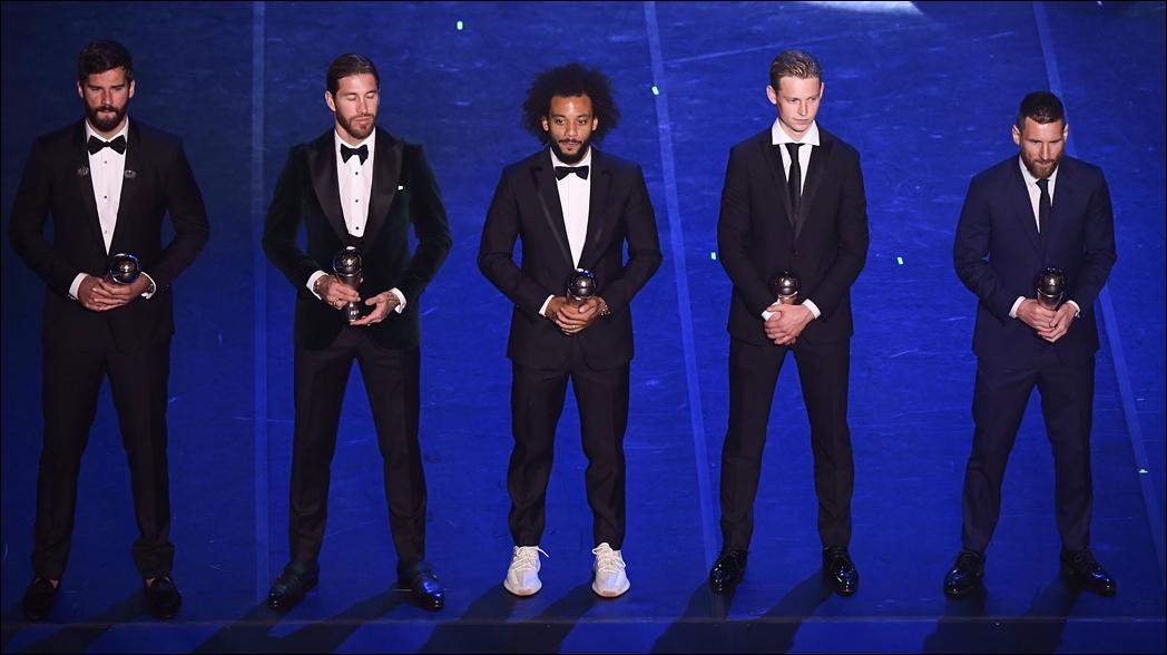 La FIFA explica las votaciones en los premios The Best