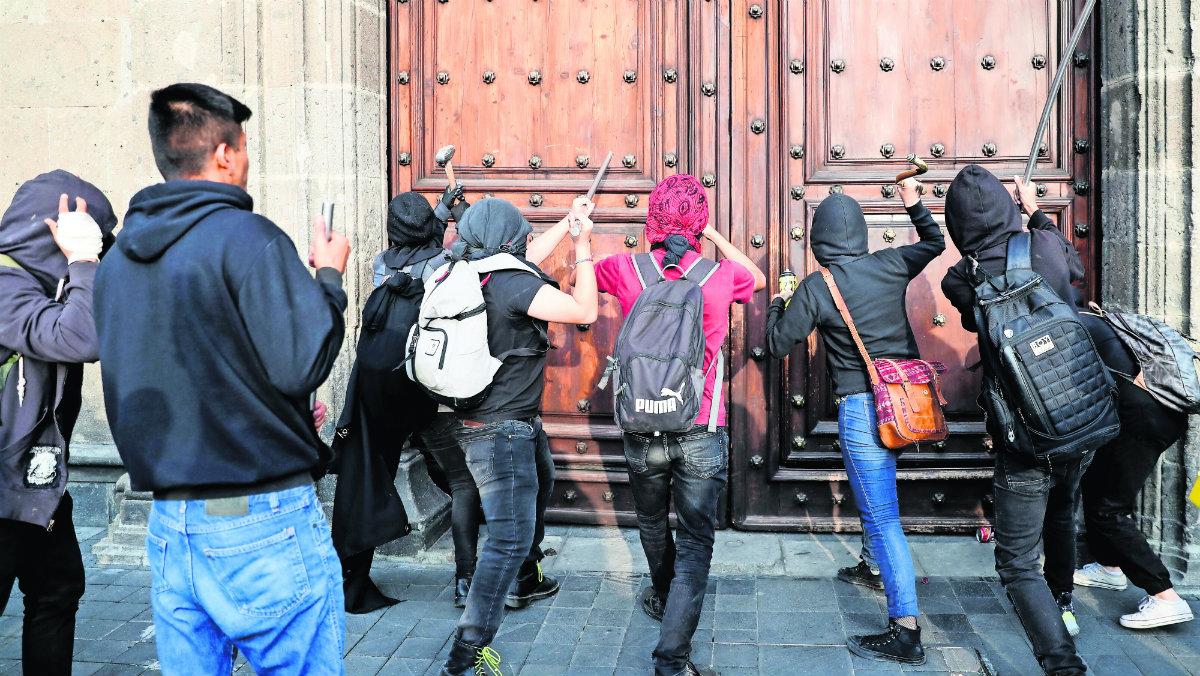 comerciantes nulas acciones de la policia cdmx
