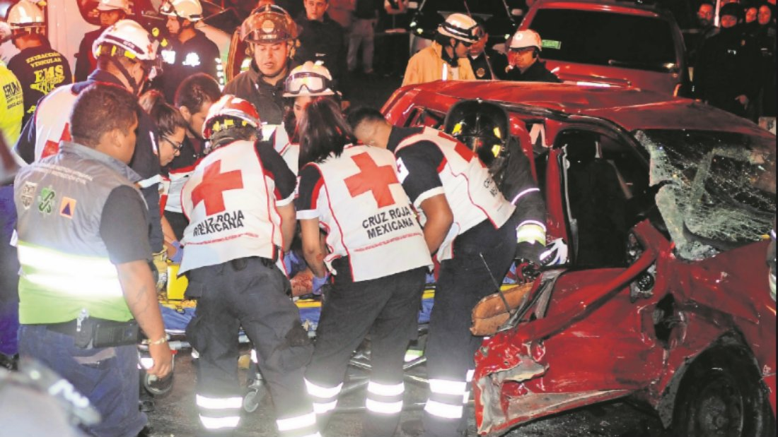 accidente venustiano choque